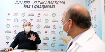 Bakan Varank VLP temelli aşının faz 1 gönüllüsü oluyor