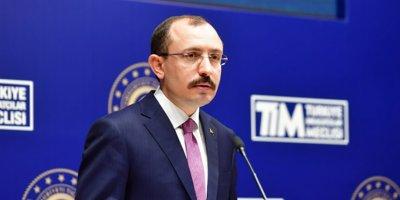 Bakan Muş, Nisan ayı ihracat rakamını açıkladı