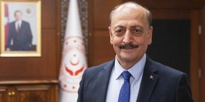 """Bakan Bilgin: """"Ölümlü iş kazası oranı yüzde 41 azalmıştır"""""""