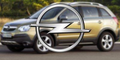 İcradan satılık Opel Antara