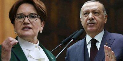 Cumhurbaşkanı Erdoğan'dan Meral Akşener'in sözlerine sert tepki!