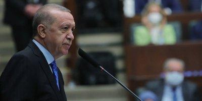 Cumhurbaşkanı Erdoğan'dan Süleyman Soylu'ya destek