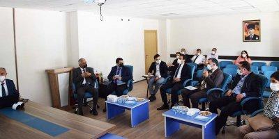 Halk Sağlığı uzmanları Ankara'nın suyunu inceledi