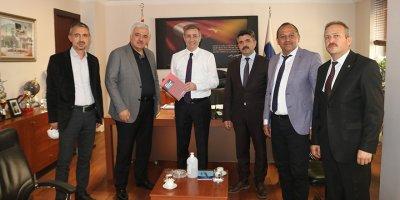 BTP Ankara İl Başkanlığı'ndan ASMMO'ya ziyaret