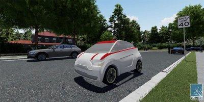 OSTİM Teknik Üniversitesi'nden akıllı araç projesine destek