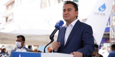 Ali Babacan'dan AkParti'ye gönül verenlere çağrı