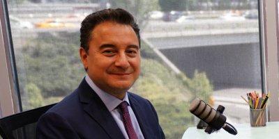 Ali Babacan: 'Siyasi partilerin kapatılmasına karşıyız'