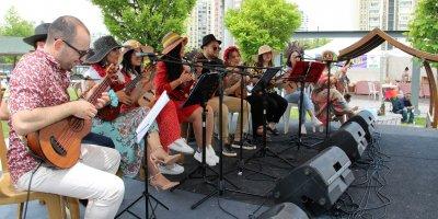 Kadınlara ve müzisyenlere pandemi desteği