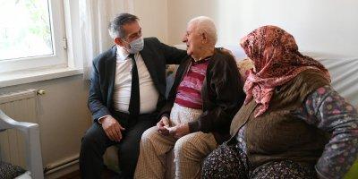 Gaziler Günü'nde anlamlı ziyaret
