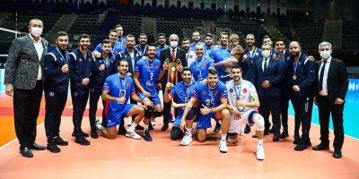 Halkbank Balkan Şampiyonu