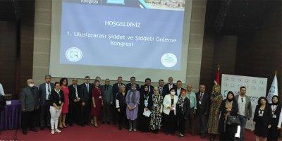 Uluslararası Şiddet Kongresi gerçekleştirildi