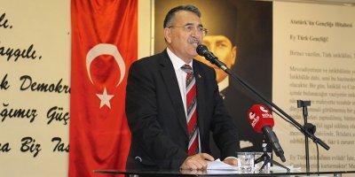 Selami Genel Muhteşem Bir Genel Kurulla Demokrat Parti Ankara İl Başkanlığı Görevini Devretti