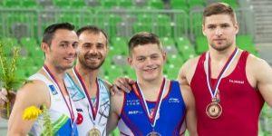 Ümit Şamiloğlu dünya şampiyonu
