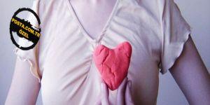 Kırık kalp hastalığına dikkat!