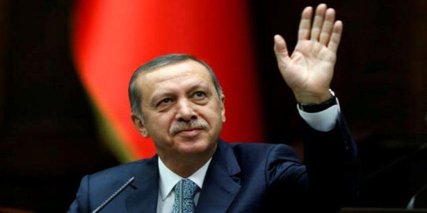 İyiki doğdun Başkomutan Recep Tayyip Erdoğan