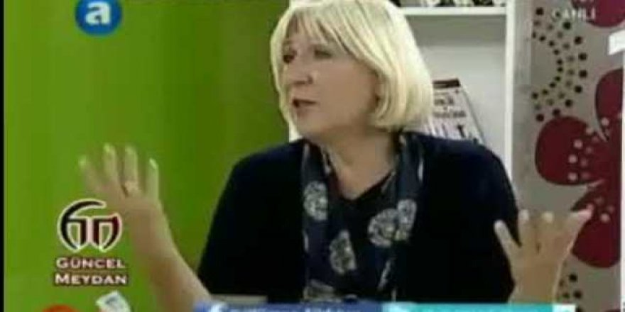 Gazeteci Banu Avar Bütün bunlar psikolojik oyun