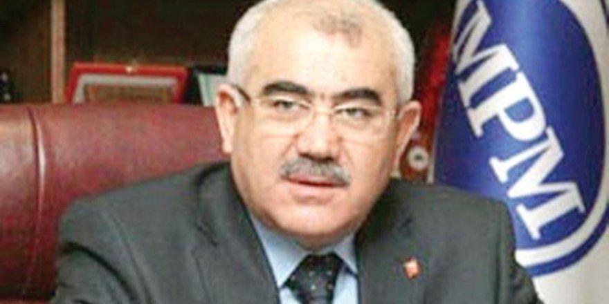 ATO başkanvekili Mustafa Deryal'e yumruklu saldırı