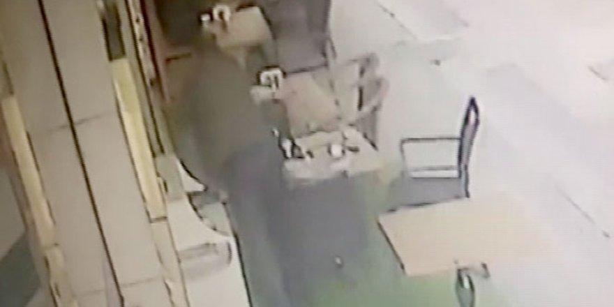 Ercan Vuralhan'ın öldürülme anı kamerada