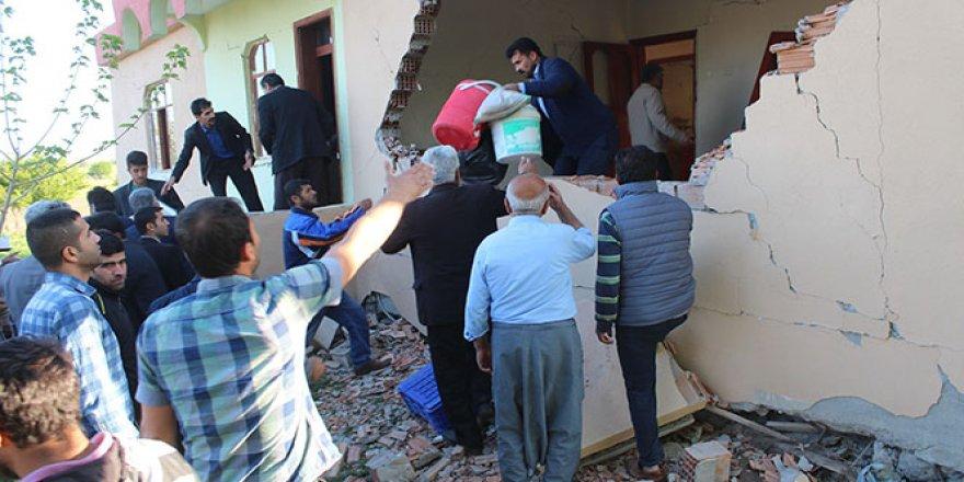 Gece yarısı Adıyaman'da deprem
