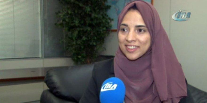 Gazze'de şehit edilen Rezzan hemşireyi, kuzeni anlattı