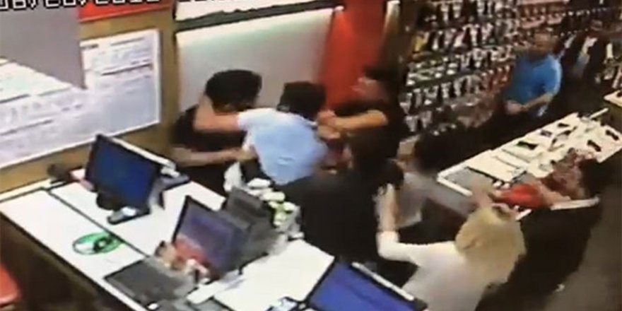 İstanbul'da palalı saldırgan dehşeti