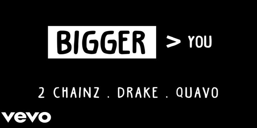 Chainz - Bigger - Than You