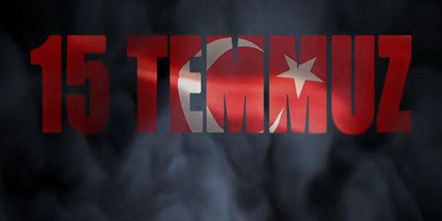 EGM'den 15 Temmuz kahramanlarına özel klip