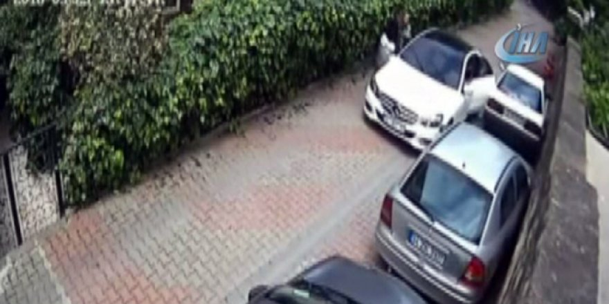 Ünlü armatörün evine giren hırsız yakalandı