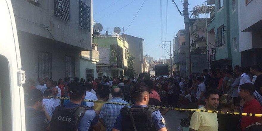 Mersin'de cinnet dehşeti: 5 ölü!