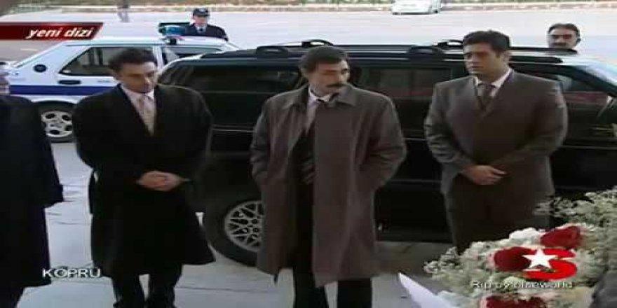 Denizli Valisi Recep Yazıcıoğlu'nun anlatıldığı Köprü dizisinin efsane sahnesi