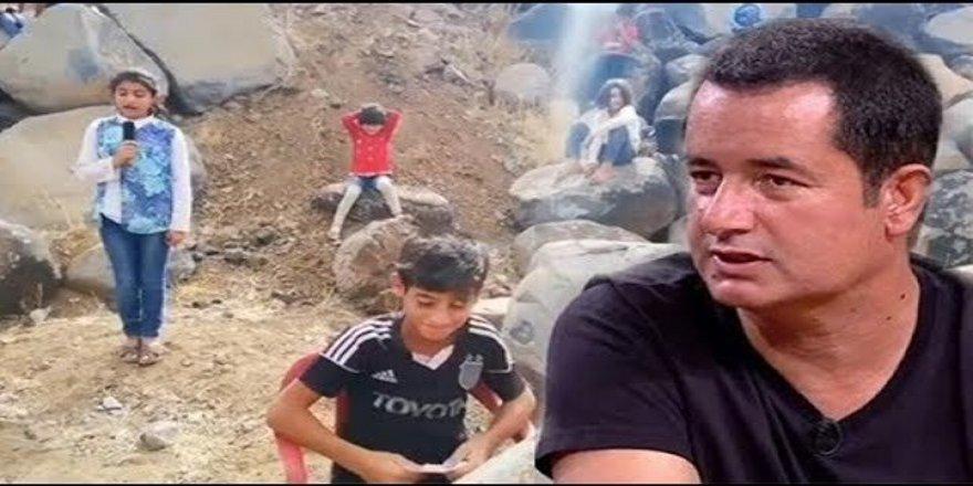 Diyarbakırlı Çocuklar İle İlgili Acun Ilıcalı'dan Duygulandıran O Ses Türkiye paylaşımı