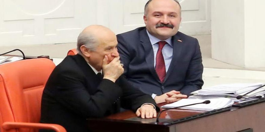Sırrı Süreyya Önder'in Sözleri MHP Lideri Bahçeli'yi Güldürdü
