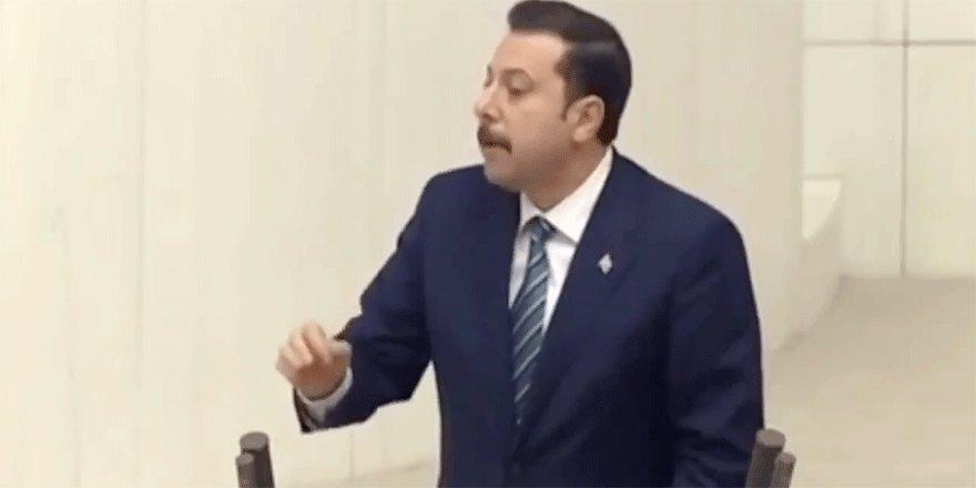 AK Partili vekilden HDP'ye tarihi ayar