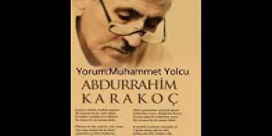 Abdurrahim Karakoç - Şiir