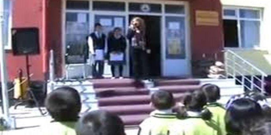 Seval öğretmenin sunumuyla Çanakkale Zaferi