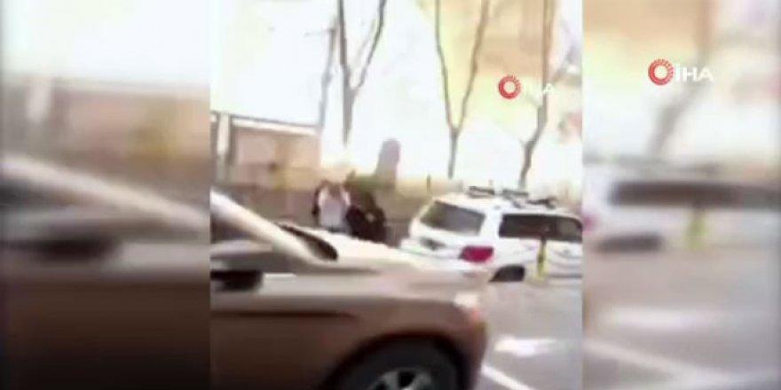 Çin'de alışveriş merkezinde patlama