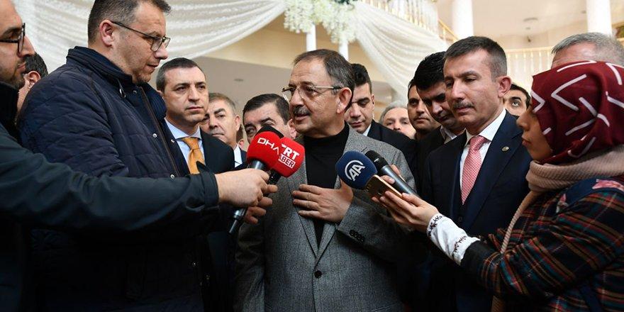 Mehmet Özhaseki'den Kılıçdaroğlu'na sert sözler