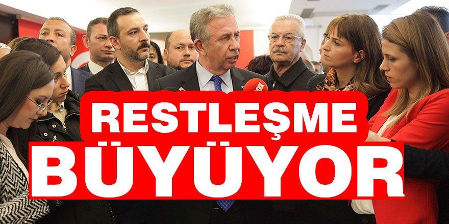 Mansur Yavaş: Mehmet Özhaseki 'Biraz Gökçek'leşmiş'