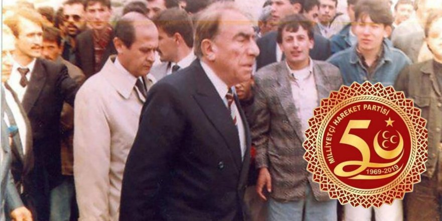 Milliyetçi Harket Partisi (MHP) 50. Yıl Marşı