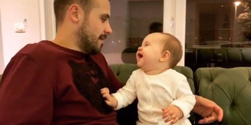 Ümit Erdim, kızı Ses ile eğlenceli anlarını paylaştı!