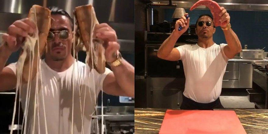 Nusret Steakhouse New York : Cheese steak