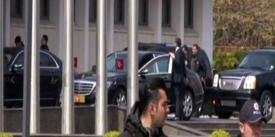 Cumhurbaşkanı Erdoğan, Atatürk Havalimanı'ndan Ankara'ya gitti