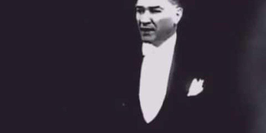 Atatürk ' ün 23 Nisan 1920 Konuşması