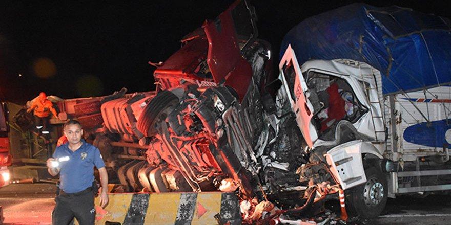 Kırıkkale Trafik Kazası: 2 Ölü