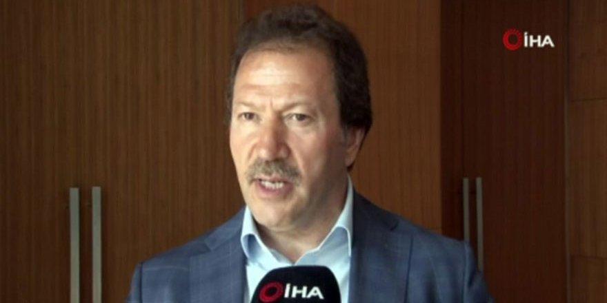 Mehmet Yiğiner: 'Transfer yasağını yakında kaldırırız'