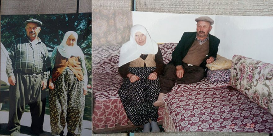Antalya'da 70 Yıllık Evli Çifti Ölüm 26 Dakikalık Arayla Yakaladı
