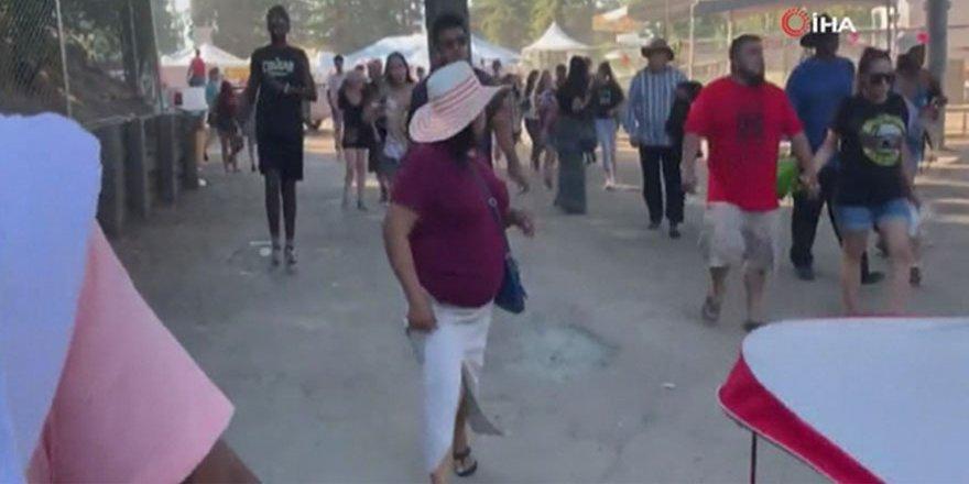 Kaliforniya'da festivale silahlı saldırı: 4 ölü