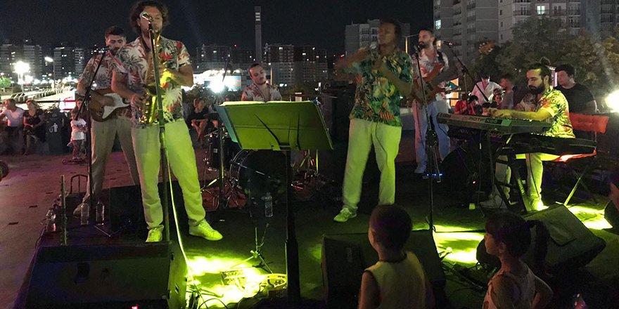 Kaşmir Center Yaz Konserleri