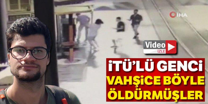 İTÜ mezunu Halit Ayar'ı vahşice böyle öldürmüşler
