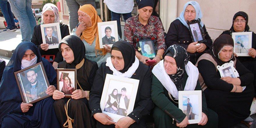 Diyarbakır anneleri eylemlerinin 14. gününe girdi